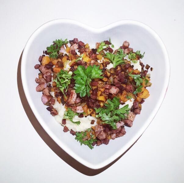 Sundere version af brændende kærlighed med vitaminer og færre kalorier